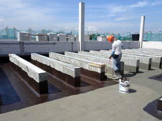 impermeabilizações de telhados